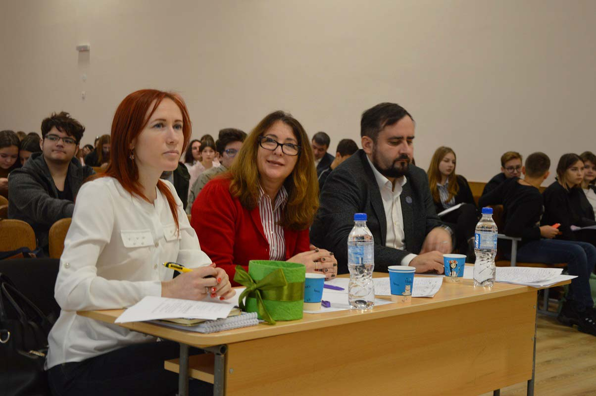 Журі дебатів у Житомирі