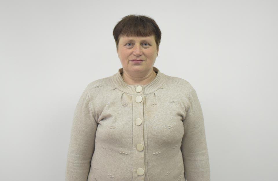 Ганна Кириленко