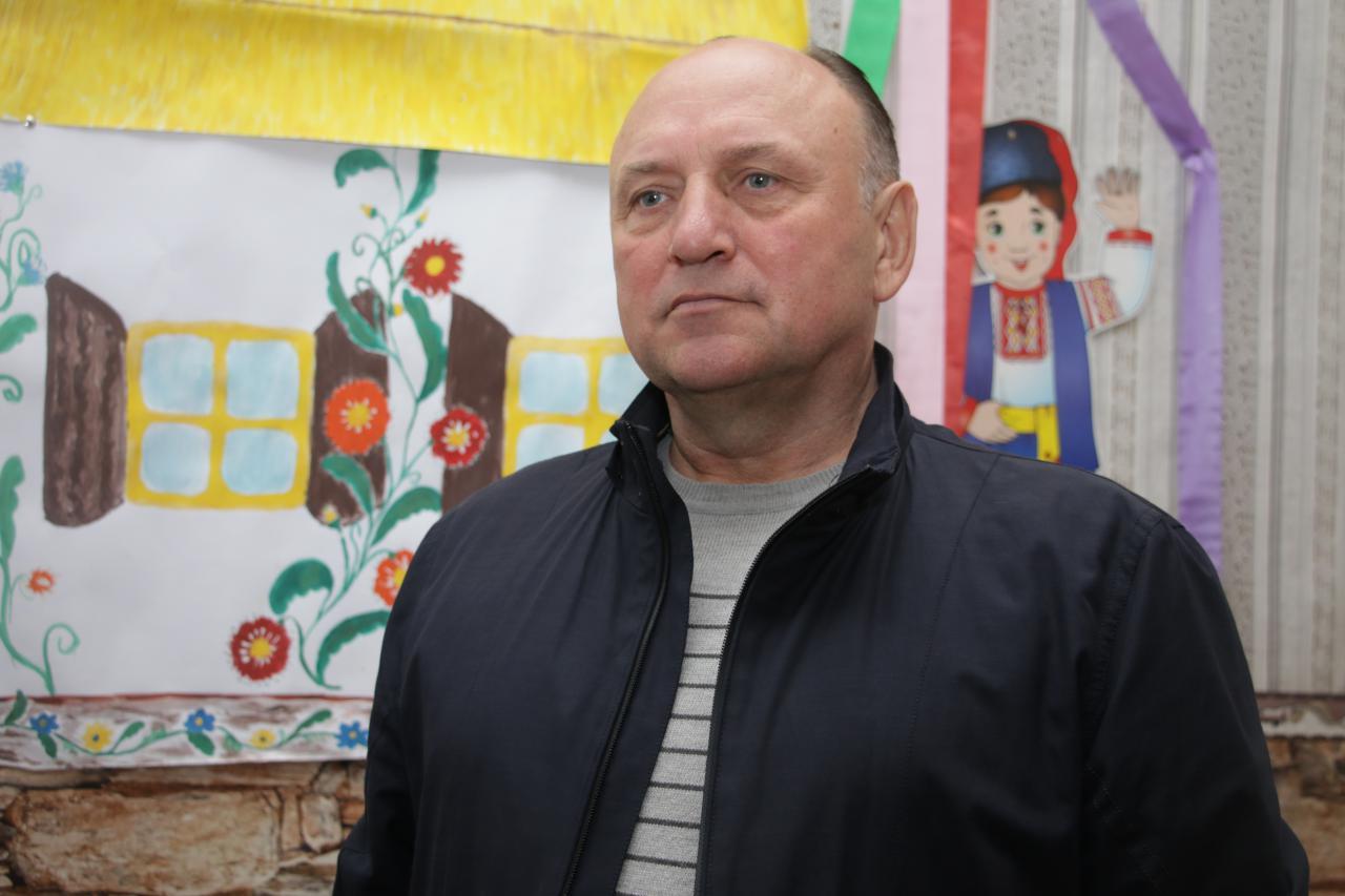 Анатолій Таранушич, заступник гендиректора з соціальних питань