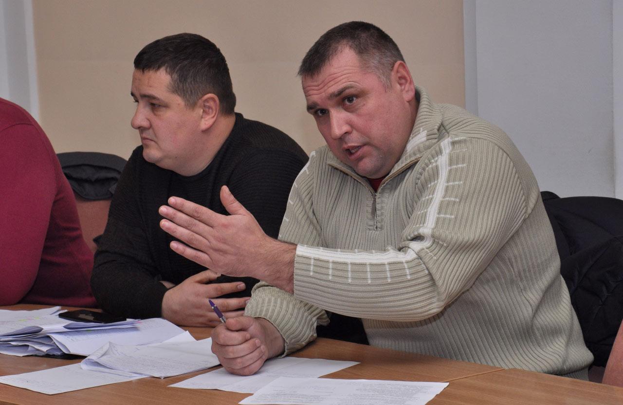 Андрій Лямін та Віталій Павлій