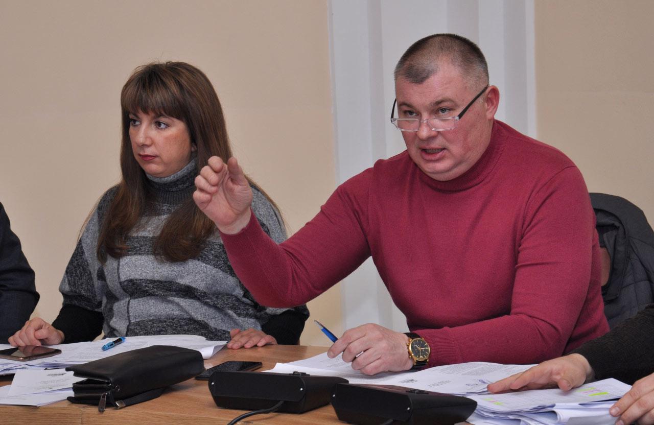 Юлія Мелкумова та Вячеслав Федоряка