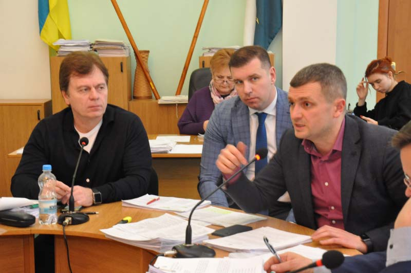 Андрій Соколов, Олександр Шамота та Олексій Чепурко