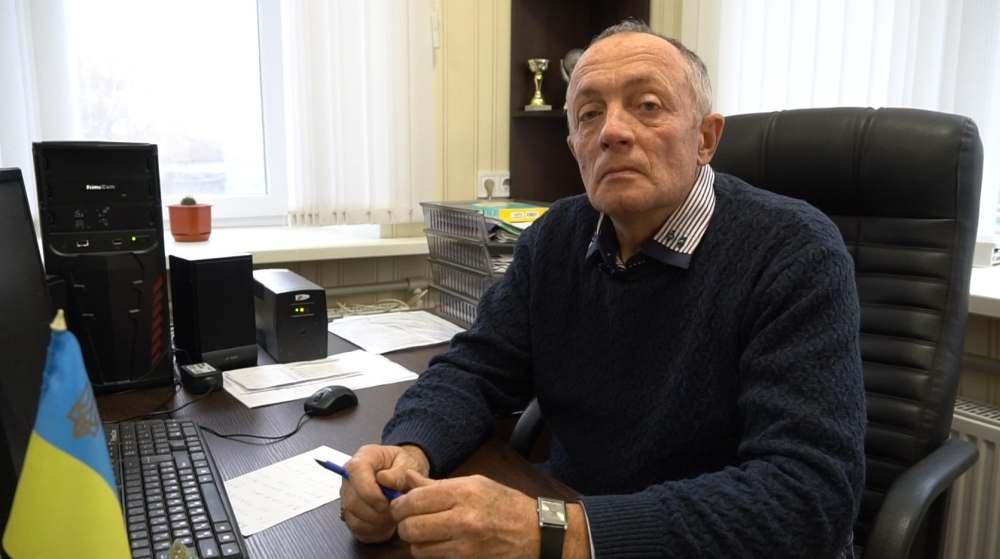 Голова Лютенської сільської ради Олександр Захлистенко