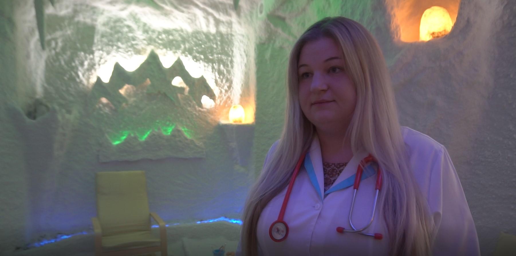 Завідувачка Ланнівської амбулаторії Людмила Пінчук