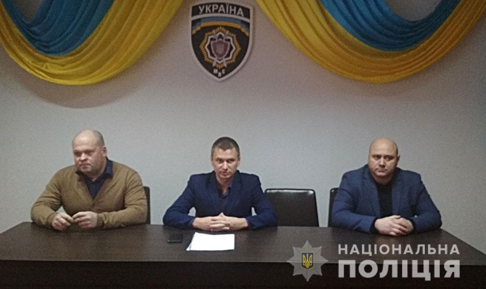 Виконувати обов'язки начальника Пирятинського відділення поліції буде Максим Романененко
