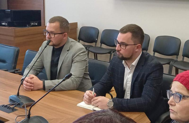 Андрій Боблях та Іван Ксенжук