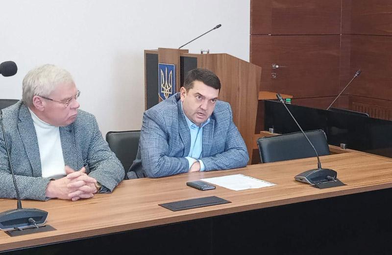 Голова Степненської сільради Андрій Кубрак