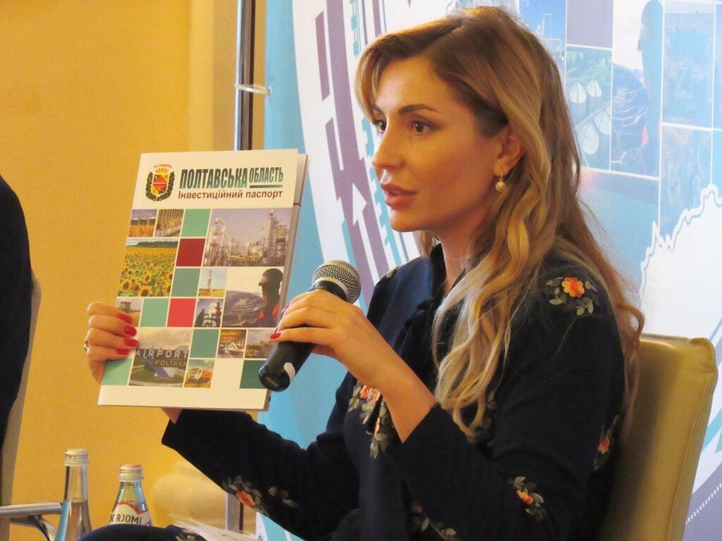 Інвестиційний паспорт Полтавської області,