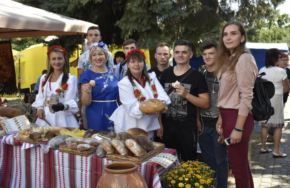 Обласний конкурс, Street fest «Кращі товари Полтавщини»