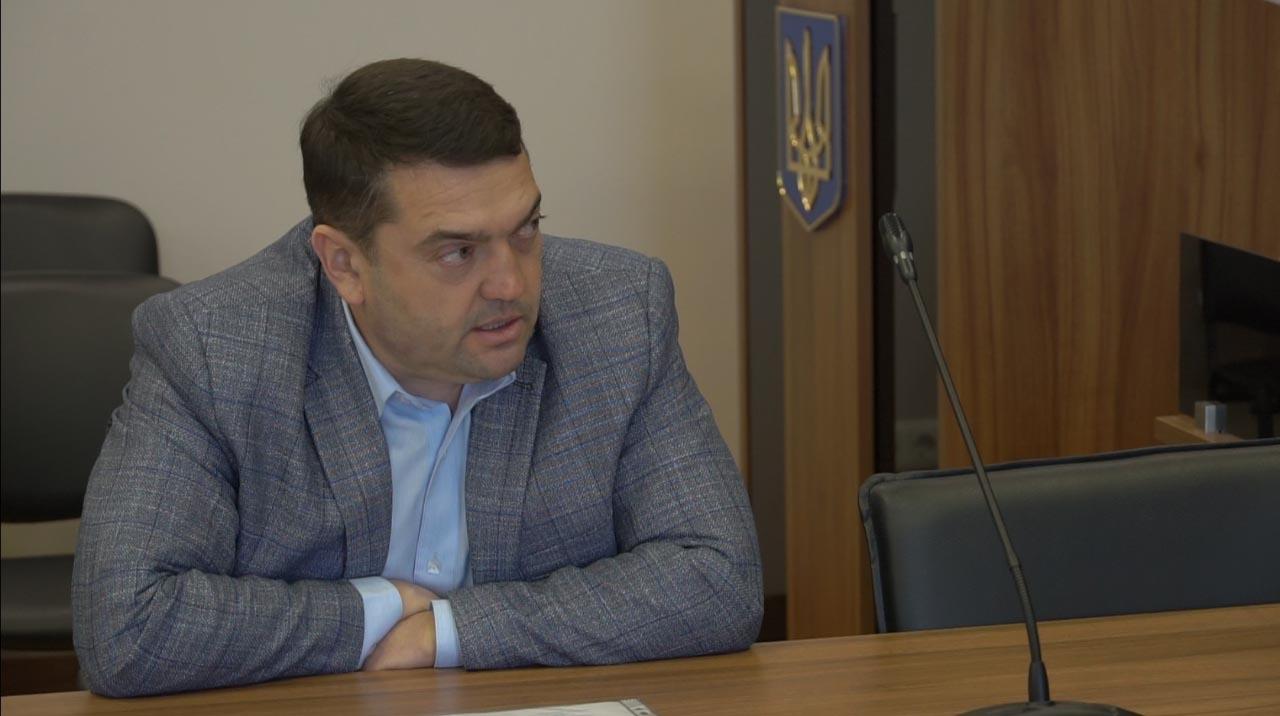 Голова Степненської сільської ради Андрій Кубрак