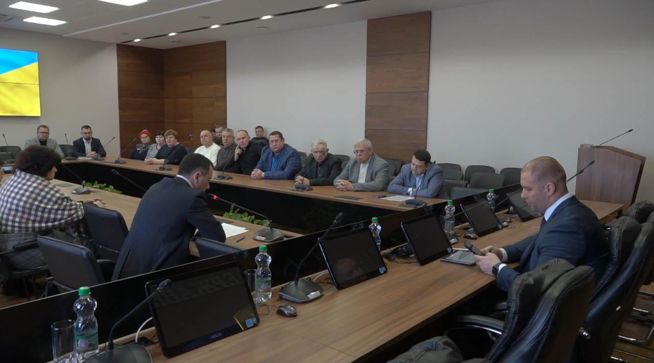 Усі присутні виступили за об'єднання в Коломацьку ОТГ