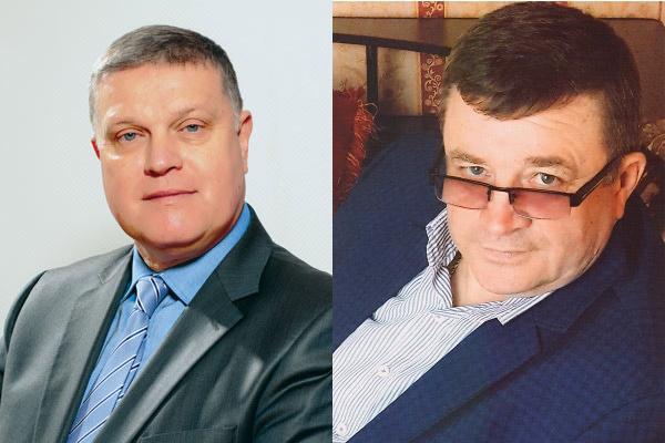 Микола Калініченко та Іван Клочко