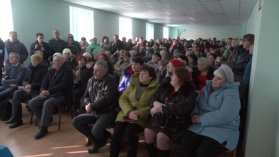 Збори у Коломацькому