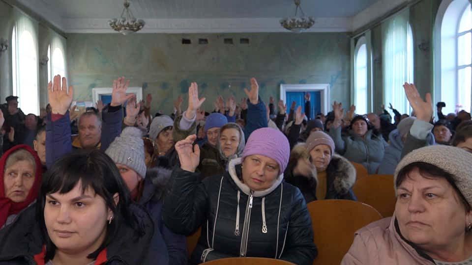 Збори у Василівці