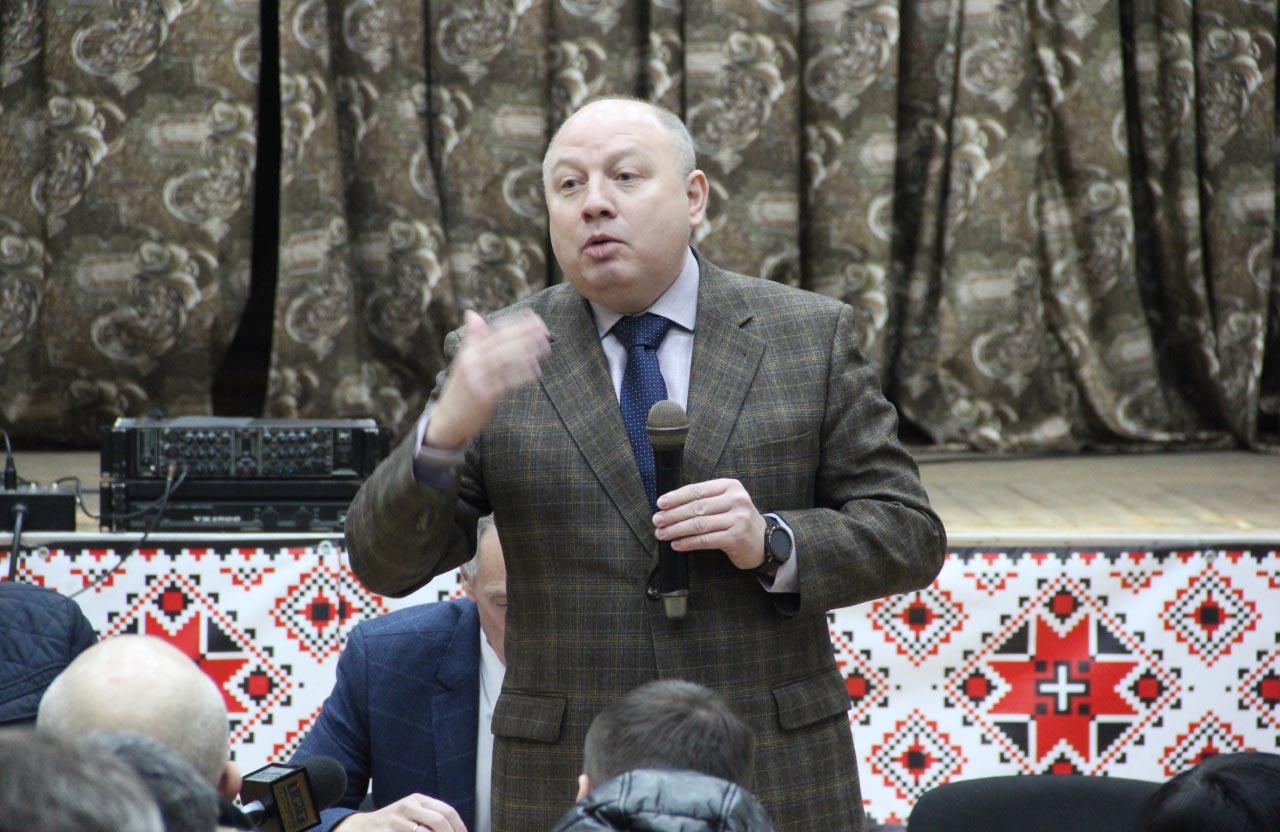 Ігор Карімов зазначує позицію міста