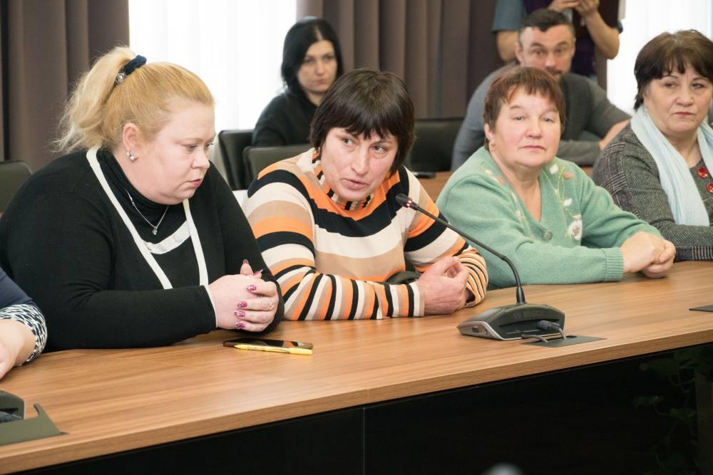 Представники Коломацької ОТГ