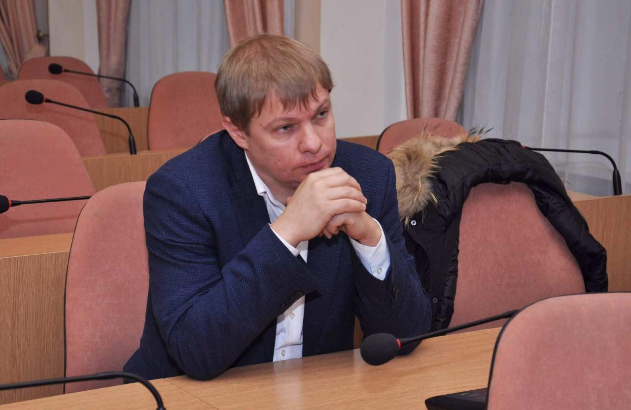 Євген Дикань