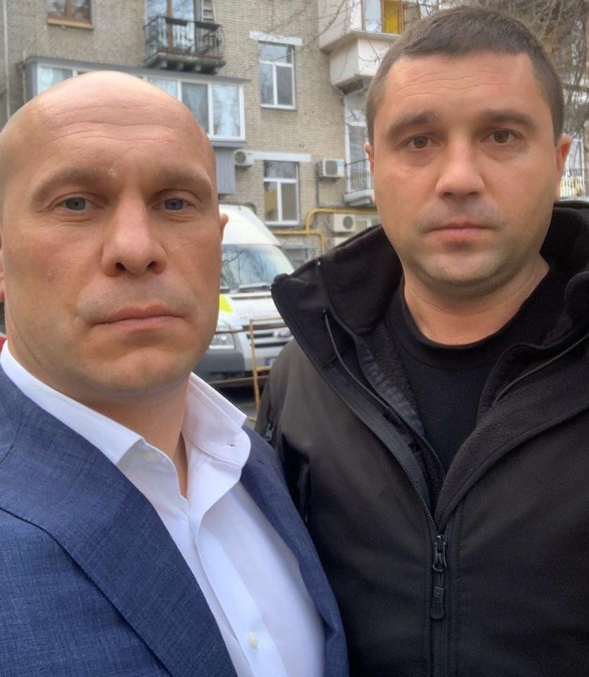 Водій Іллі Киви Віктор