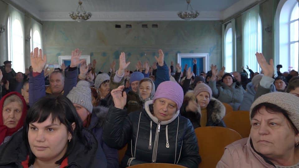 Люди підтримують Коломацьку ОТГ