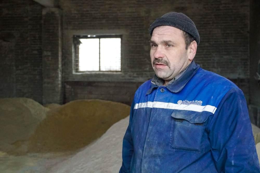 Працівник по догляду за тваринами Юрій Шовгеня