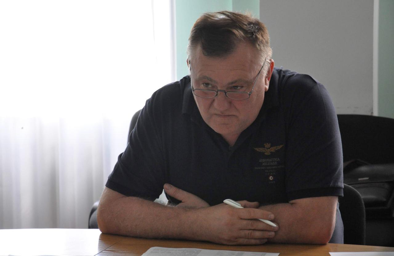 Депутат Владислав Кива