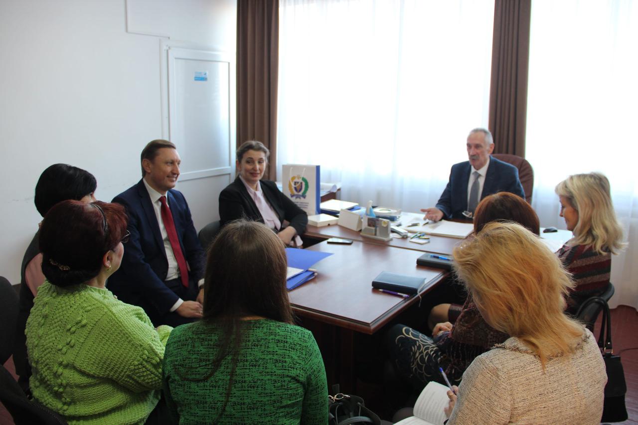Ігор Процик та Володимир Онищенко домовилися про подальшу співпрацю