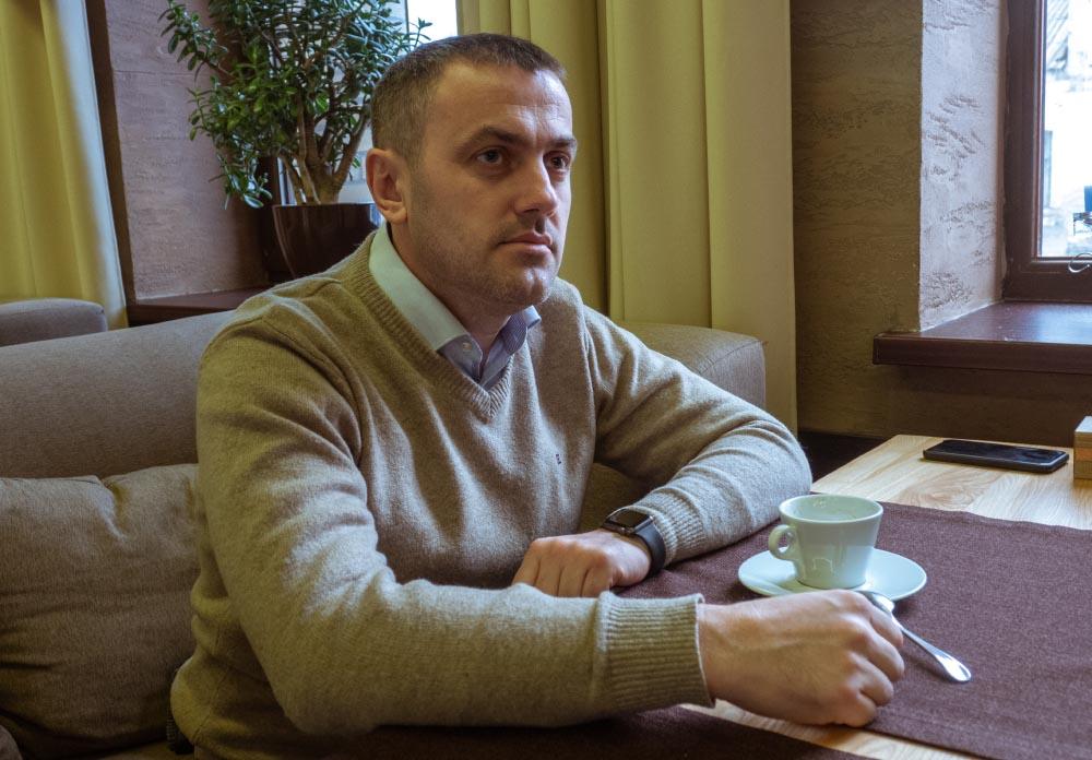 Сергій Клименко