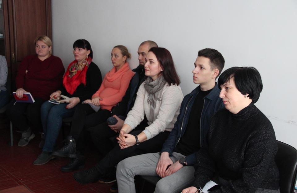 Активна молодь прагне брати участь в житті громади