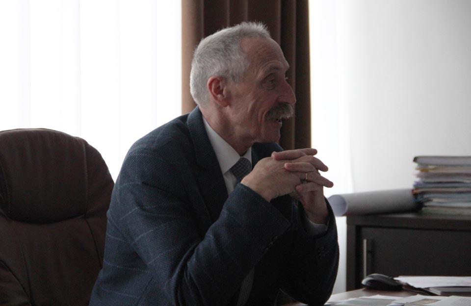 Сільський голова Щербанівської ОТГ Ігор Процик підтримує ініціативу молоді
