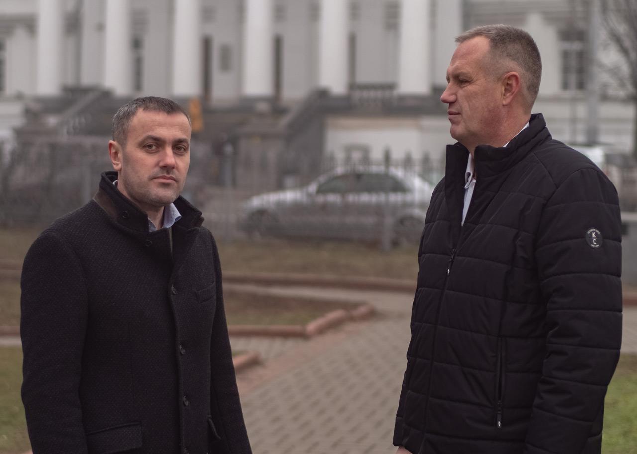 Клименко та Сергій Бульбаха