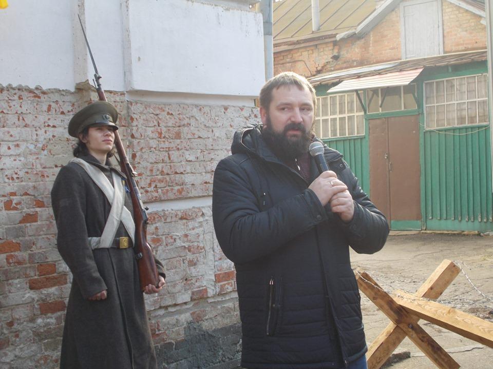 Заступник голови обласної ради Анатолій Ханко