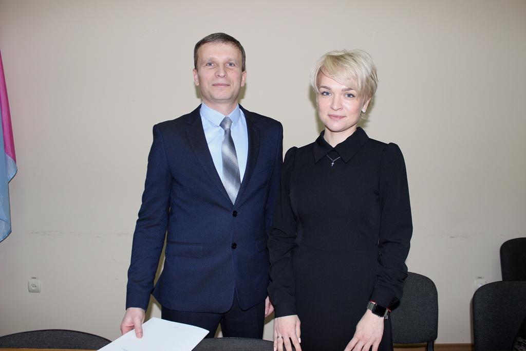 Андрій Карацюпа та Катерина Рижеченко