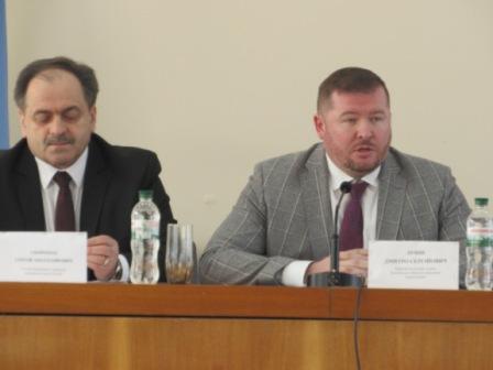 Сергій Скороход та Дмитро Лунін