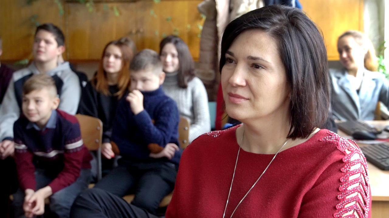 Менеджер із соціальної та корпоративної відповідальності ТОВ «Полтавазернопродукт» Альона Словцова