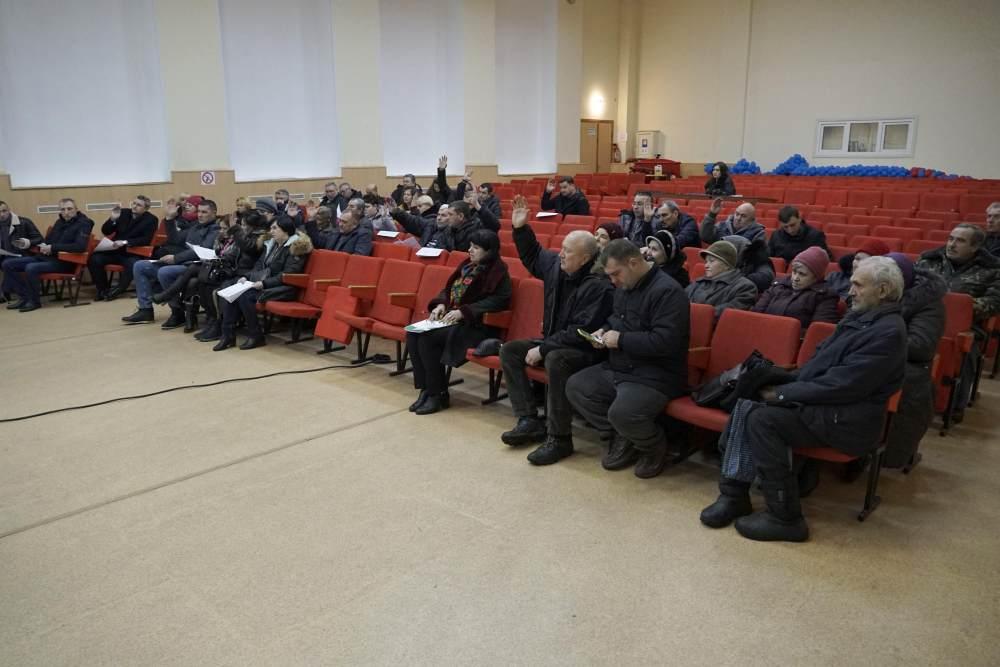 Депутати Щербанівської сільської ради розглянули понад 50 питань