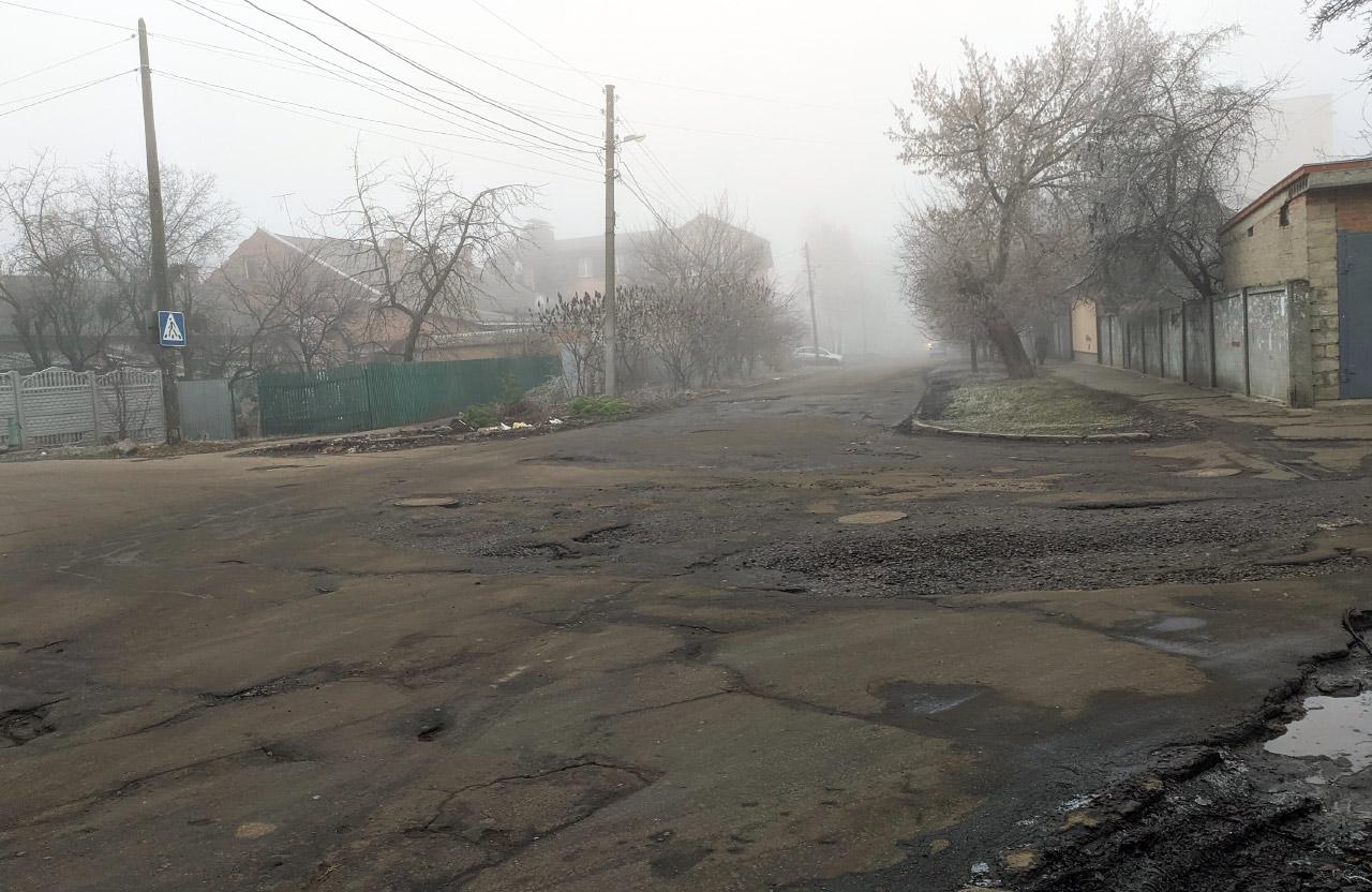 Перехрестя Коцюбинського та Крамського