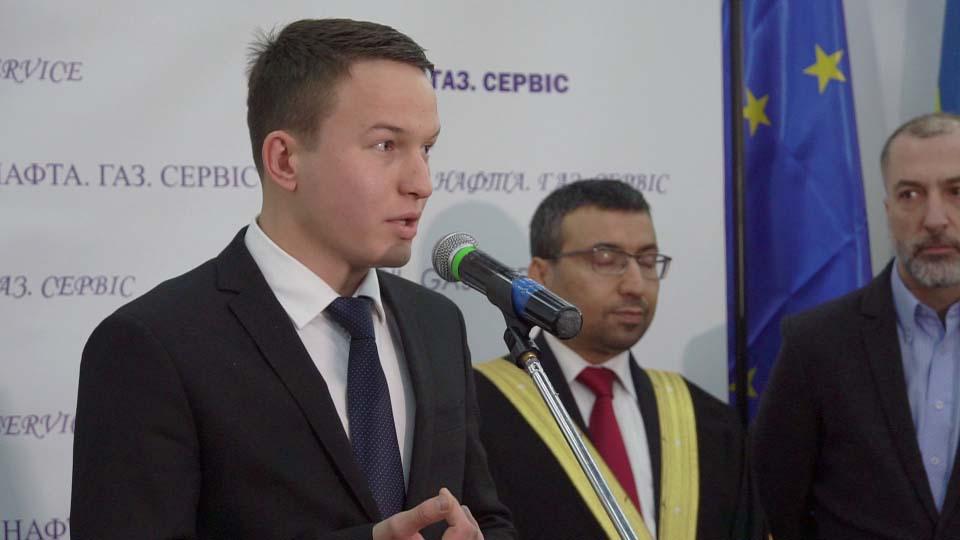 Народний депутат України Олексій Мовчан
