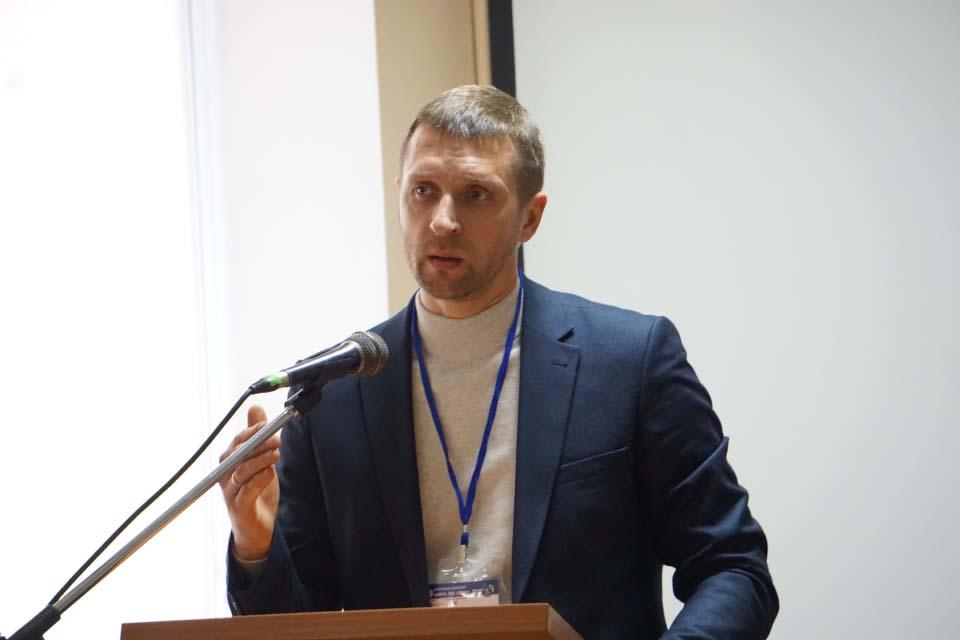 Перший заступник голови Полтавської ОДА Євген Греков