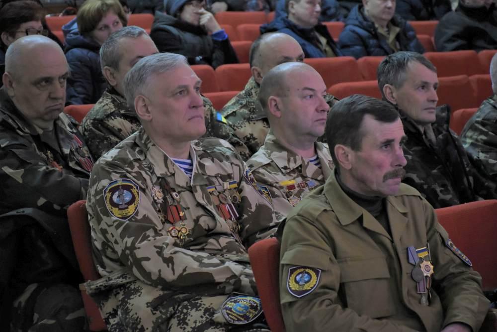 У Щербанівській ОТГ привітали 53 ветеранів