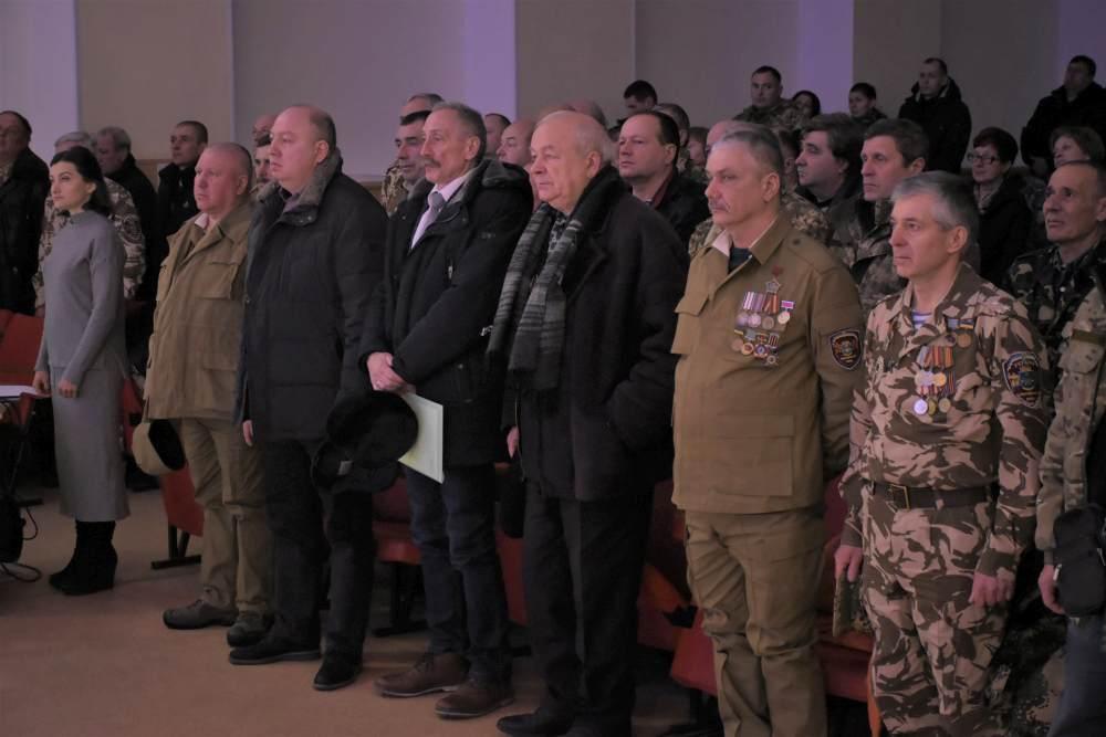 Воїнів-інтернаціоналістів вшанували хвилиною мовчання