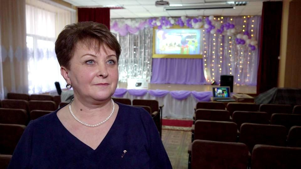 Валентина Шпорт — директорка Кобеляцького навчально-реабілітаційного центру