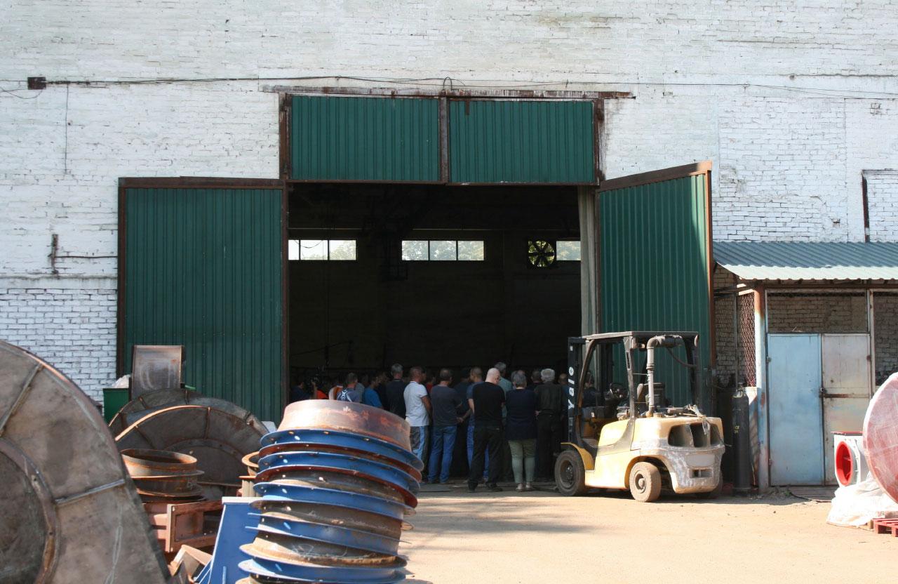 Полтавський вентиляторний завод