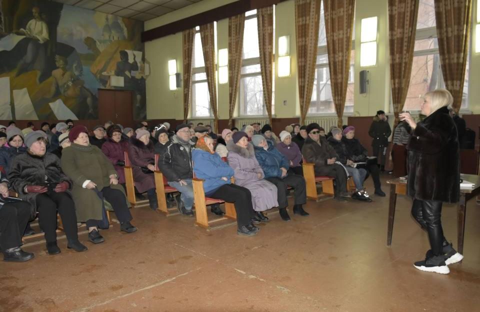 Мешканцям Щербанівської ОТГ розповідають про створення ОСББ