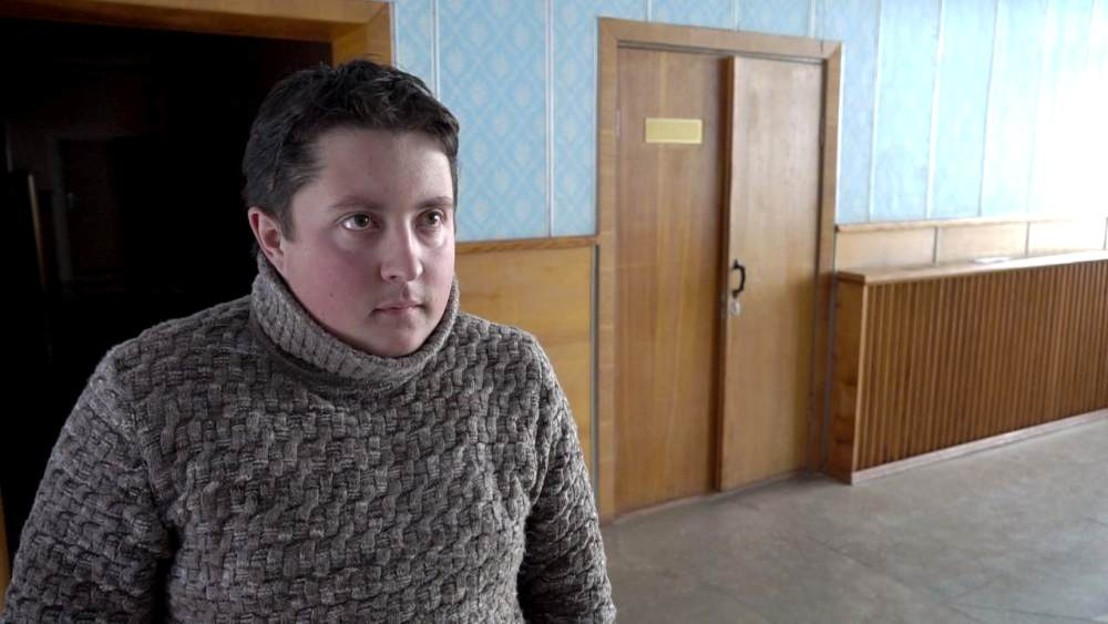 Євген Тихоненко — агроном ВП «Зоря»