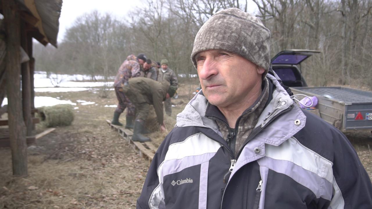 Заступник гендиректора ПАФ «Подоляка», біолог-мисливствознавець Петро Нос