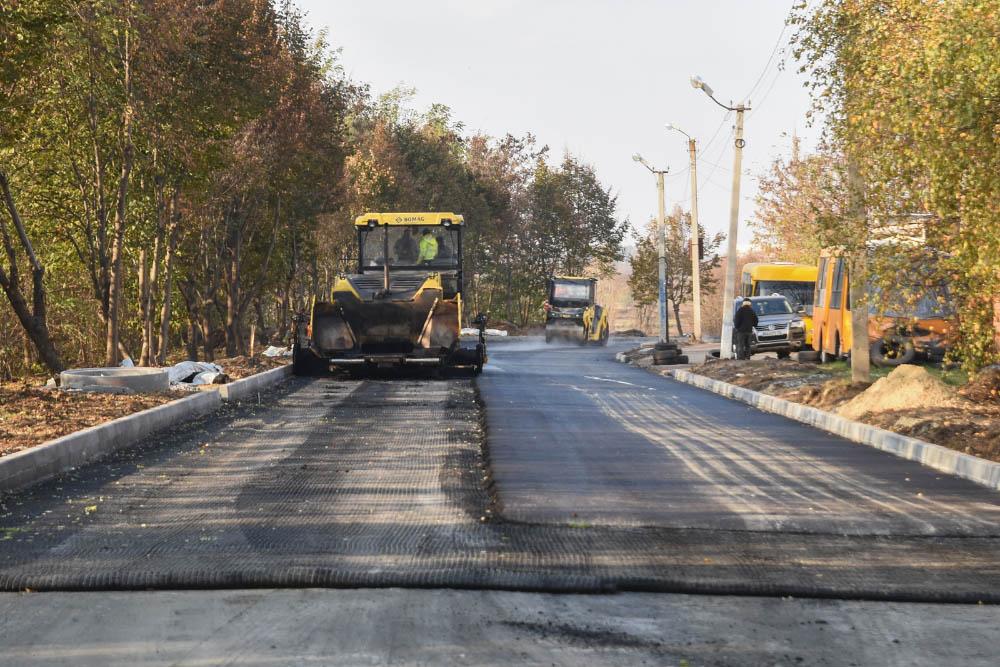 Змінили логіку ремонтів полтавських доріг. Як наслідок — у минулому році асфальтове покриття побачили навіть віддалені мікрорайони.