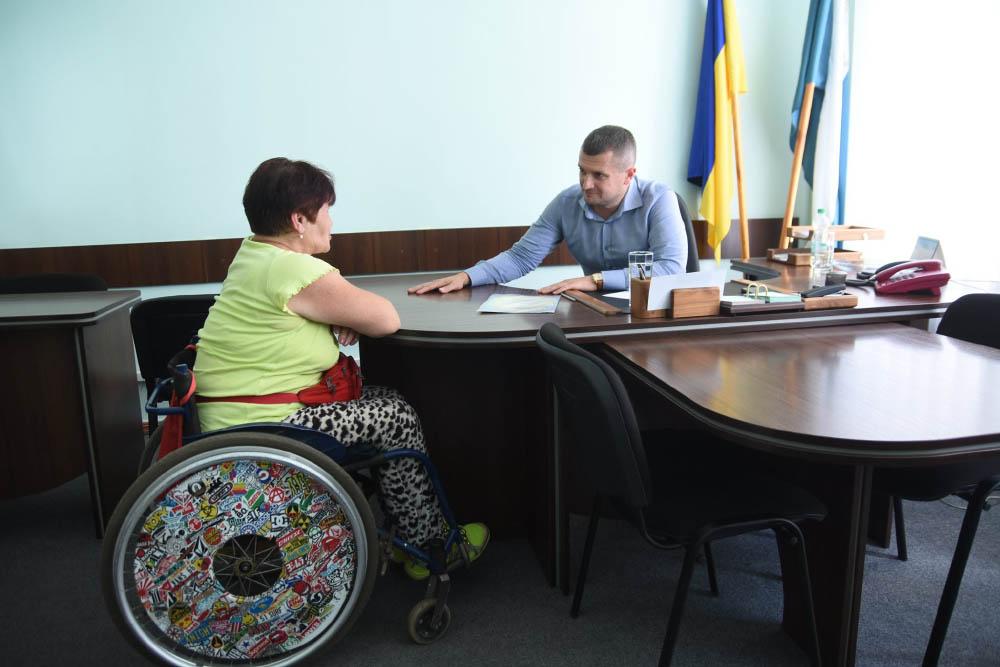 Почали прислухатися до проблем людей з інвалідністю. Як наслідок — впроваджено цілу низку новацій.