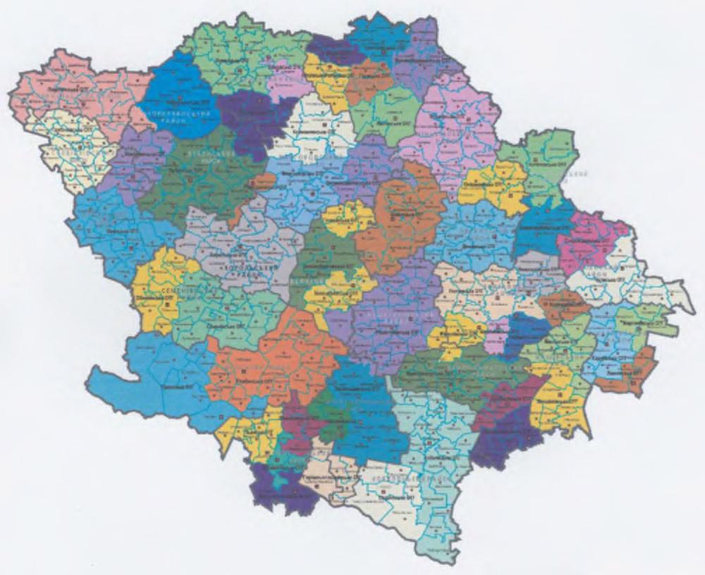 Графічна частина проекту Перспективного плану у жахливій якості | Джерело: adm-pl.gov.ua