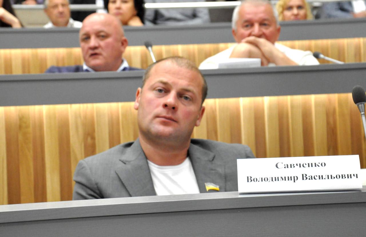 Володимир Савченко