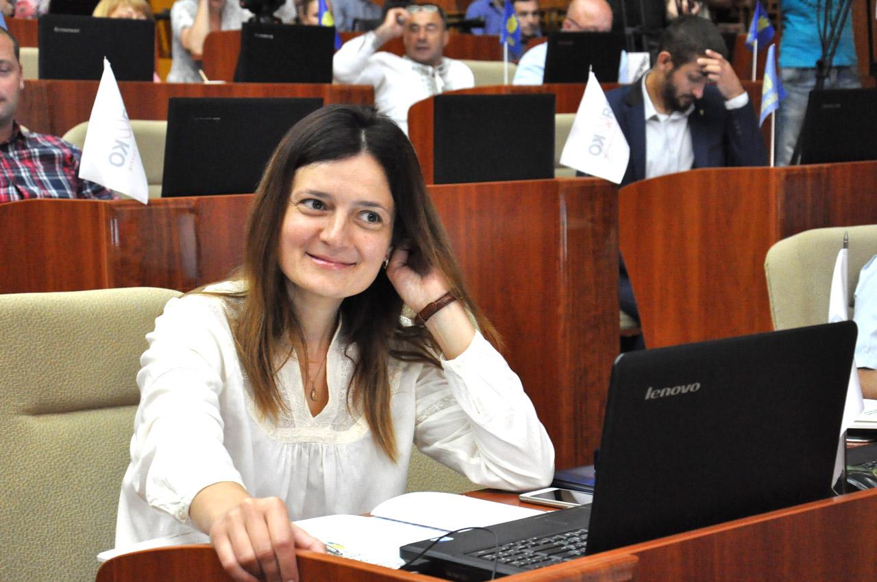 Мирослава Василенко